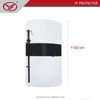 Anti Riot Shield / Riot Police Equipment / Plastic Shields