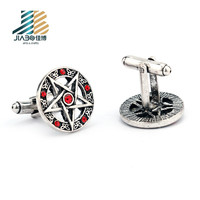 China Manufacturer customized ties and cufflinks set gift for men