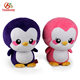 ICTI Approved Toy Factory Round Head Penguin Plush Stuffed Animal