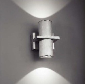 Two Side 2 1w Wall Light 3w Edision Led