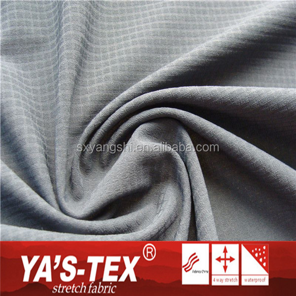 New Dry Fit Plain Dyed Ribstop Fabric ,4 Way Stretch Fabric,Hot Waterproof Breathable Stretch Fabric For Sportswear