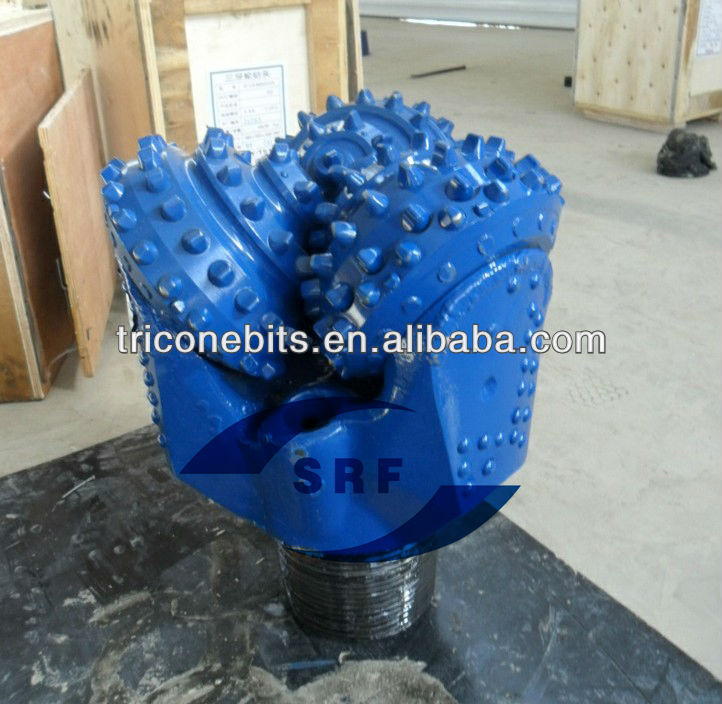 12 1/4INCH Tricone Rock Bit with Metal-Face Sealed Bearing IADC527