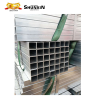 china products price list per ton zinc coated gi carbon steel pipe tube hollow section