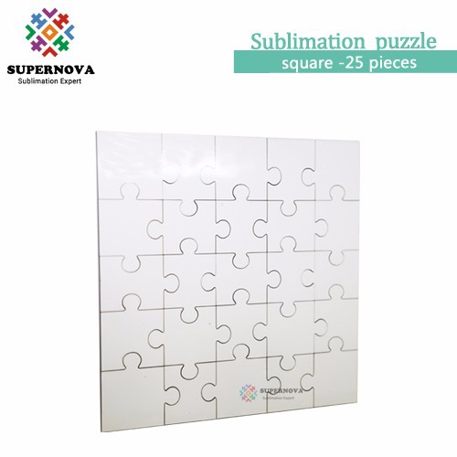 China Top Products blank Puzzel,Square Puzzle