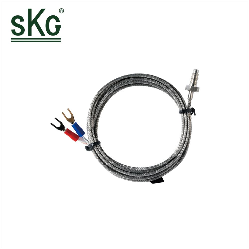 sheath sheathed thermocouple <strong>temperature</strong> censor 1200 c or type k sleeve for the thermocouple temp probe 3.5mm