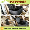 Factory directly sell dog carrier bags/dog car seat carrier/pet car seat cover