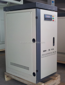 30kw high power voltage stabilizer 3 phase