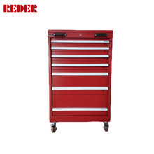 Customized Color 72 inch Drawers Garage Metal Tool Drawer Cabinet