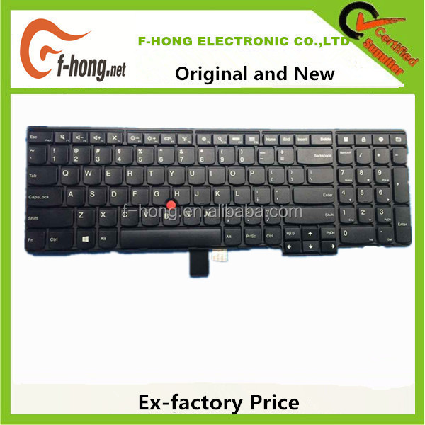 Original New Laptop Keyboard Replacement For Lenovo Thinkpad T540 T540p  T550 04y2652 0c45217 - Buy 04y2652,T540 Keyboard,Keyboard T540 Product on