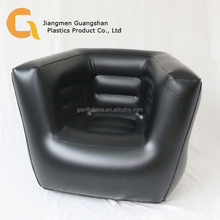 custom logo living room portable inflatable sofa couch