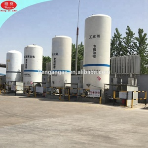 5M3 cryogenic CO2 Storage Tank