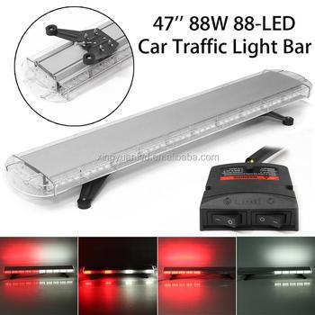 12v 24v vehicle led light bar aluminum led lightbar led amber 12v 24v vehicle led light bar aluminum led lightbar led amber warning strobe light bar for aloadofball Gallery