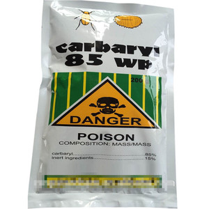 Top Quality Carbaryl Insecticide 85% Wp 63-25-2 With Reasonable Price And Fast Delivery On Hot Selling !!