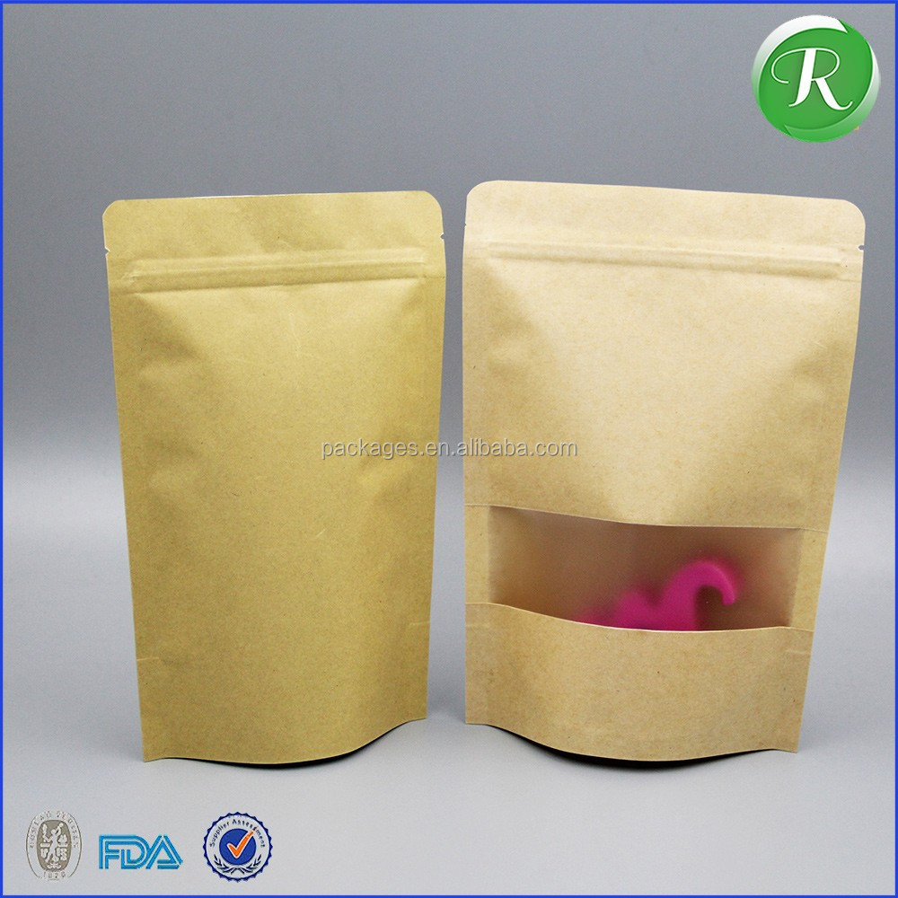 Aluminum foil lined good sealing performance kraft paper tea bag envelope paper/tea bag paper roll/bag for tea