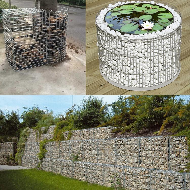 treillis soud galvanis treillis m tallique gabion bas prix haute qualit soud gabion cage. Black Bedroom Furniture Sets. Home Design Ideas