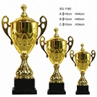 Factory Supply trophy cricket trophies with lower price