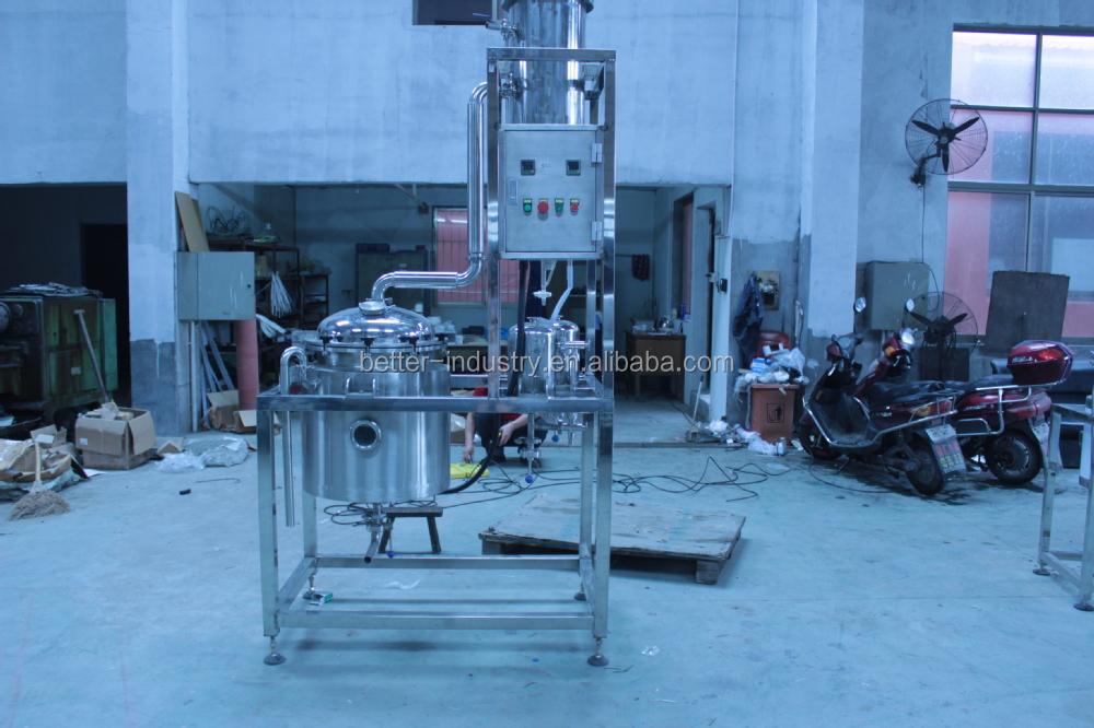 Sur vente plante stevia extractor pour huile essentielle distillation la vapeur machine moulin - Huile essentielle machine a laver ...