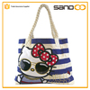 new posh hello kitty nautical tote bag, fashion handbag