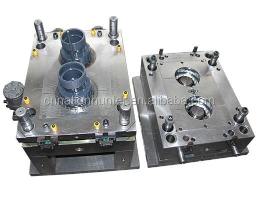 The most professional mould maker for plastic UPVC Ball valve injection mould,pipe fittings mold