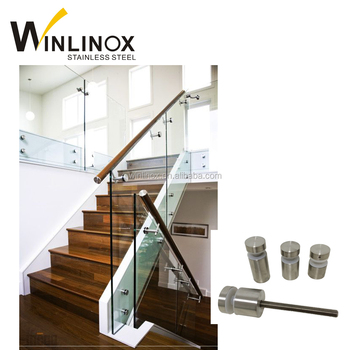 Merveilleux Stainless Steel Handrail Inox Railing Stair Accessories