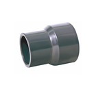 DIN PN16 UPVC PVC Pipe Fitting Socket Reducing Coupling
