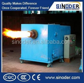Vendita biomassa bruciatore biomassa stufa a pellet for Bruciatore a pirolisi