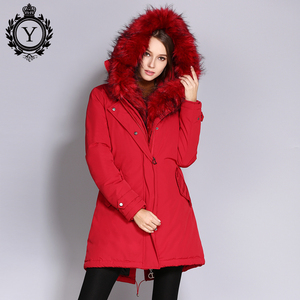 COUTUDI Quality Women Winter Parka