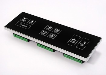 Hotel Intelligent Network Ac Remote Control Light Switch Home Automation Touch Screen