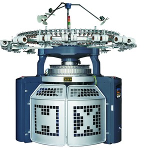 Huixing New Double Jersey Circular Knitting Machine