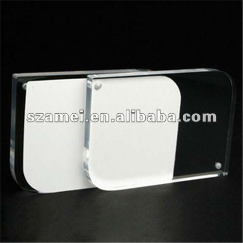 plastic ware picture/photo frame stand