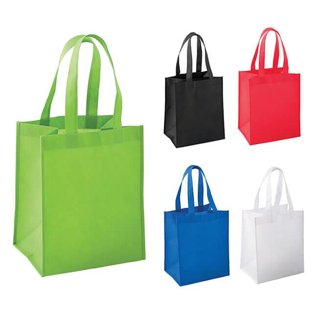 b4e038f671 Handled Design Cheapest Non Woven Blank Tote Bag For Shopping ...