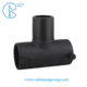 good performance high quality HDPE PIPE fitting