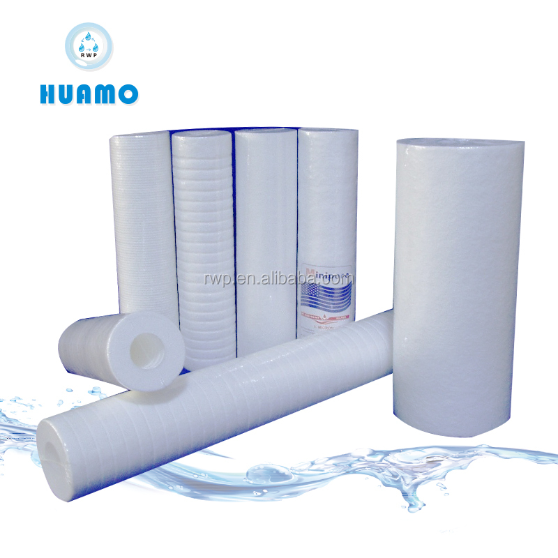 5 micro pp spun filter cartridge 10'' household water filter, PP melt blown cartrige filter,pp sediment filters
