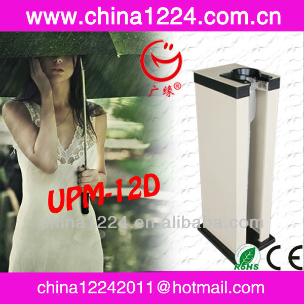 2013 new business ideas for large market umbrella janitorial products wet umbrella machine