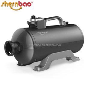 Shernbao DHD-2400T Super Blaster pet hospital use dog grooming dryer hot dog hair dryer for sale