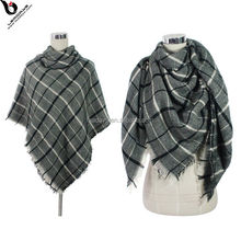 China Custom Supplier Wholesale Terylene Women Acrylic Scarf