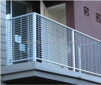 Barrier fence grating balcony fence grating yard wall for Balcony barrier