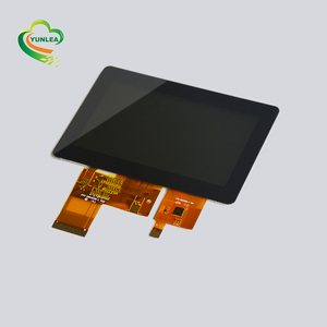 FT5346 Driver IC 4.3 inch custom lcd and touch screen module