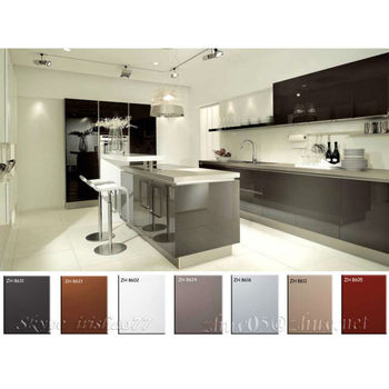 Factory Low Price Whole High Gloss Acrylic Kitchen Cabinet Door