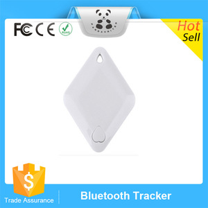2016 Fashion Smart Bluetooth Tracer GPS Locator Tag Alarm Mini Tag for Wallet Key Pet Dog Phone Smart Finder with Retail Packag