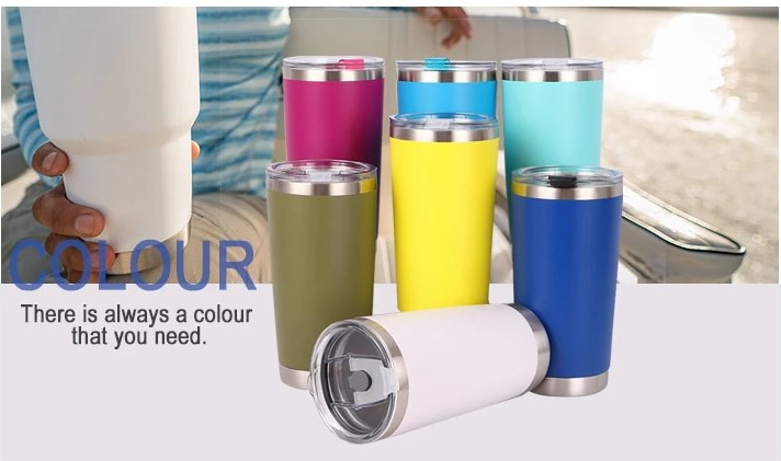 Thermos Manufacturer wholesale 30oz Vacuum Insulated Travel Tumbler