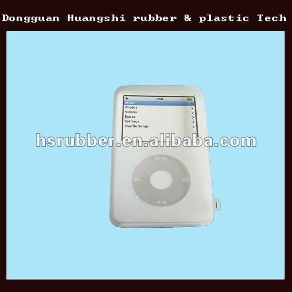silicone touch mp4 player case