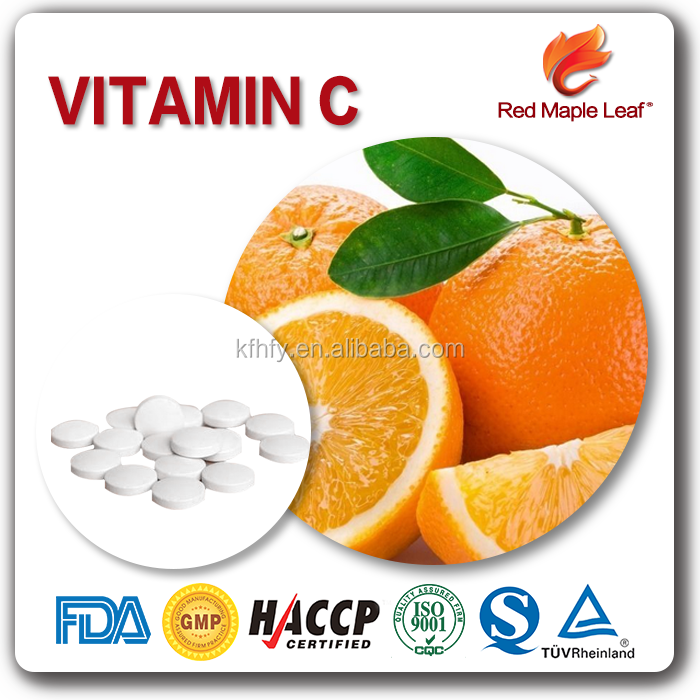 Private Labels Vitamin Products Vitamin C Tablets