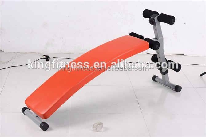 King fitness factory sales cheap AB bench sit up bench