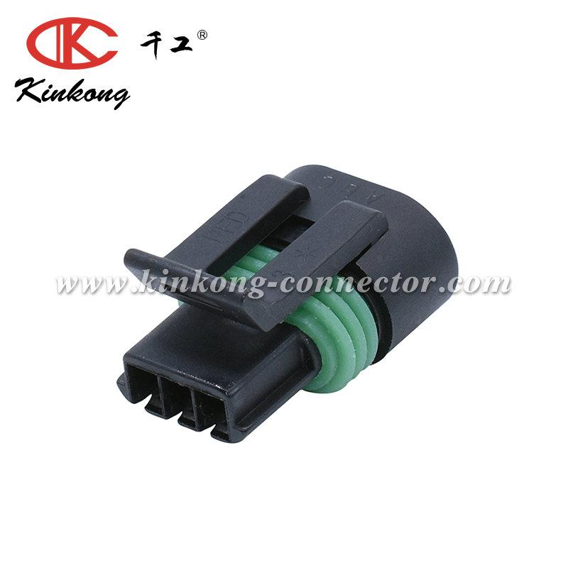3p Sealed Delphi Gm Auto Sensor Connectors Electrical Housing Plug Auto  Connector 12162182 12162185 - Buy Auto Connector,12162182 12162185,3p  Sealed
