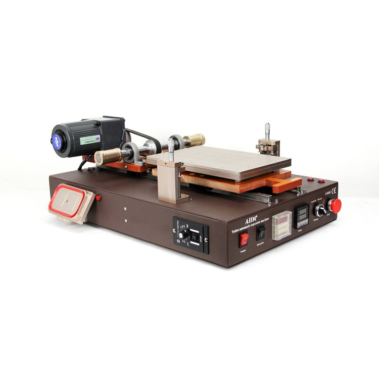 5 in 1 13 inch Automatic Manual LCD Separator Repair Machine A958D for Mobilephone and Tablet PC