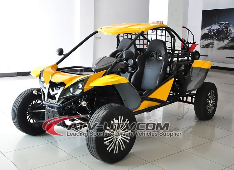 Lower Price 2 Seats 1500cc Dune Buggy Go Kart With EFI