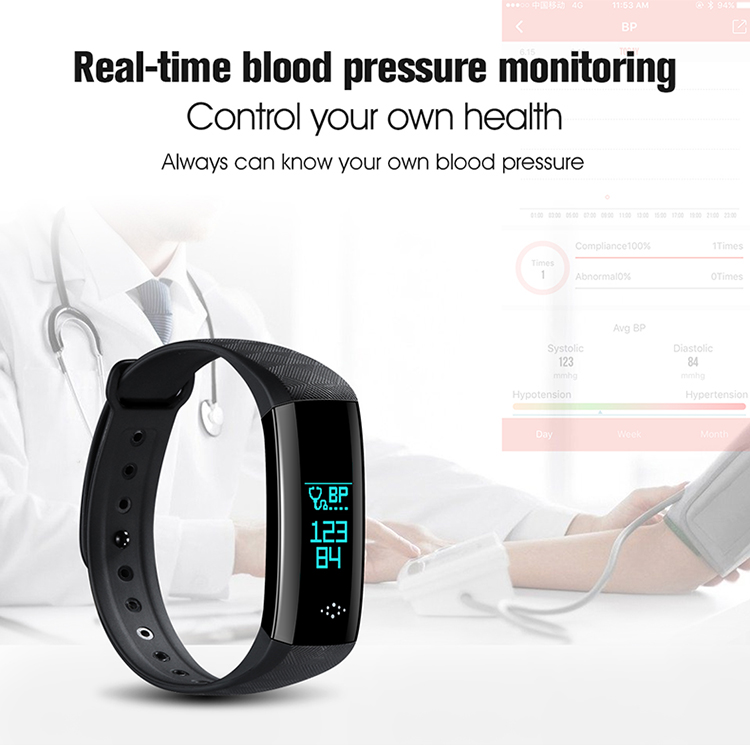oem waterproof heart rate smart watch band fitness tracker with sdk and api  for xiaomi mi band 2, View fitness tracker, OEM Product Details from