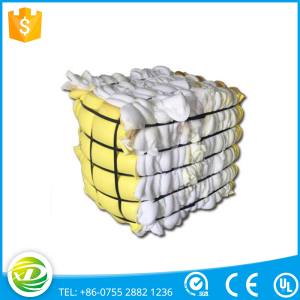 White color high quality clean pu foam scraps for sale