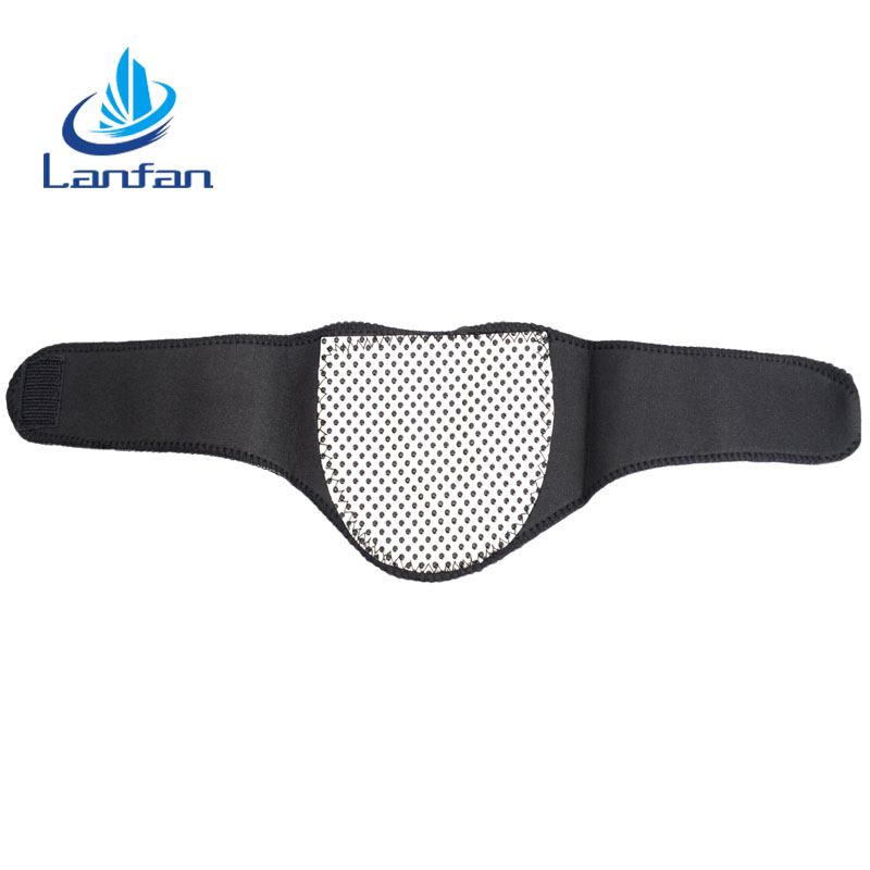 Top sale magnetic tourmaline heating neck support pad
